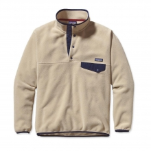 Men's Synchilla Snap-T Pullover by Patagonia in Greenville Sc