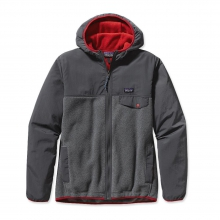 Men's Shelled Synch Snap-T Hoody by Patagonia in Wakefield Ri