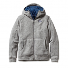 Men's Insulated Better Sweater Hoody by Patagonia in Okemos Mi