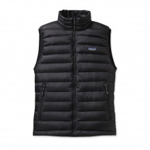 Men's Down Sweater Vest by Patagonia in Boulder Co
