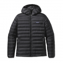 Men's Down Sweater Hoody by Patagonia in Durango Co