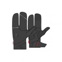 Velocis S2 Softshell Split Finger Gloves by Bontrager