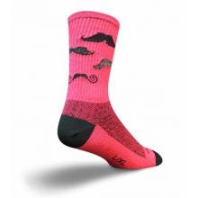 Mustache Socks by SockGuy