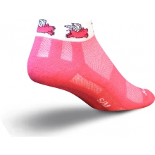 Flying Pig Socks - Women's by SockGuy
