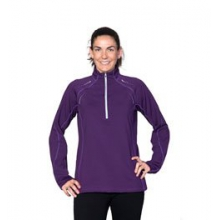Ultimate Visibility III Zip Run Top - Women's - Grape Royale/Light Thistle In Size: Small in Fairbanks, AK