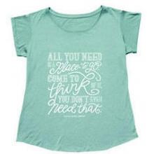 All You Need Boyfriend T-Shirt - Women's by Electra