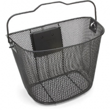 Quick-Release Wire Basket by Electra