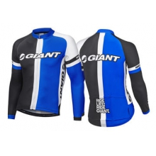 Race Day Long Sleeve Jersey by Giant