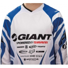 Team DH Long Sleeve Jersey by Giant