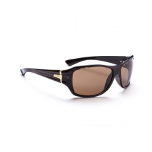 Athena Sunglasses - Polarized Brown by Optic Nerve