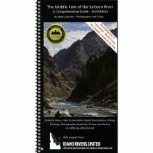Middle Fork of the Salmon River Guide Book 3rd Ed. by Misc Books And Media