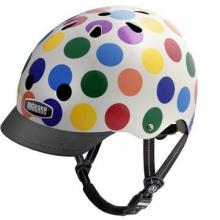 Dots Street Helmet in Lisle, IL