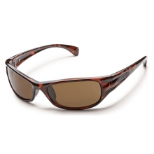 Star - Brown Polarized Polycarbonate by Suncloud in Nibley Ut