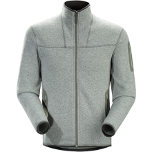 Covert Cardigan Men's by Arc'teryx in Whistler BC