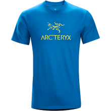 Arc'word SS T-Shirt Men's by Arc'teryx in Bentonville Ar