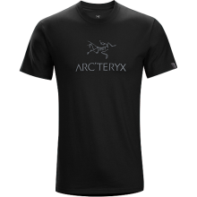 Arc'word SS T-Shirt Men's by Arc'teryx in Fort Collins Co
