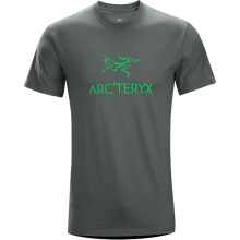 Arc'word SS T-Shirt Men's by Arc'teryx in Boise Id