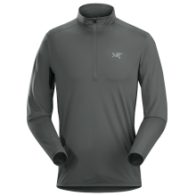 Ether Zip Neck LS Men's