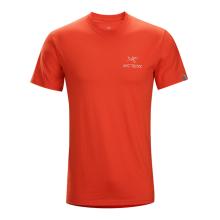 Bird Emblem SS T-Shirt Men's by Arc'teryx