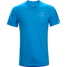 Bird Emblem SS T-Shirt Men's by Arc'teryx in Metairie La