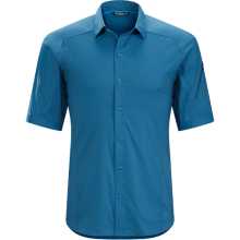 Elaho SS Shirt Men's by Arc'teryx in Delray Beach Fl