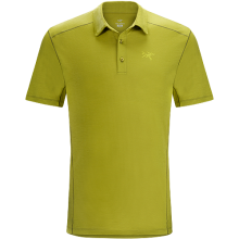 Pelion Polo Men's by Arc'teryx in Red Deer Ab