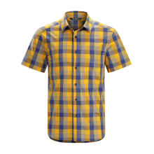 Brohm SS Shirt Men's by Arc'teryx in Metairie La