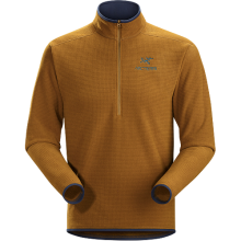Delta AR Zip Neck Men's by Arc'teryx in Branford Ct