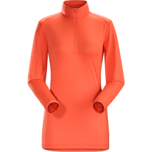 Phase SL Zip Neck LS Women's by Arc'teryx in Succasunna Nj