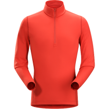 Phase AR Zip Neck LS Men's by Arc'teryx