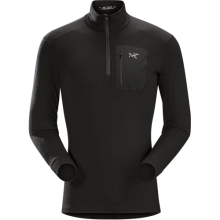 Satoro AR Zip Neck LS Men's by Arc'teryx in Portland Or