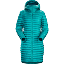 Nuri Coat Women's by Arc'teryx in Wakefield Ri