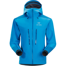 Alpha AR Jacket Men's by Arc'teryx in Whistler BC