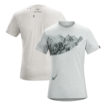 Journey down SS T-Shirt Men's by Arc'teryx in Medicine Hat Ab