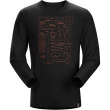 Tools Rule LS T-shirt Men's by Arc'teryx in Vernon Bc
