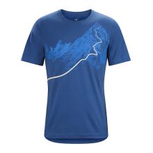 Afterglo HW SS T-Shirt Men's by Arc'teryx