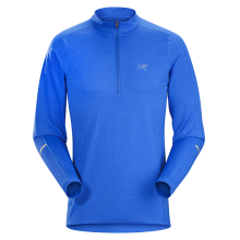 Cormac Zip Neck LS Men's