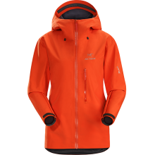 Alpha FL Jacket Women's by Arc'teryx in Whistler BC