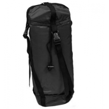 Vertical Compression Stuff Sack 10in. x 28in. - Black by Campmor