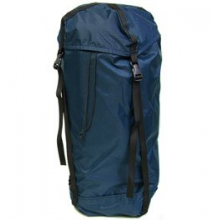 Vertical Compression Stuff Sack 7in. x 21in. - Blue by Campmor