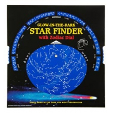 Glow in the Dark - Star Finder with Zodiac Dial by Campmor