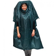 Ultralite Extension Poncho/Tarp - Steel Blue by Campmor