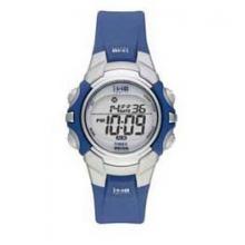 Timex 1440 Midsize Digital Watch - Blue by Campmor