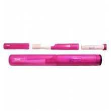 Aurelle TOOB Refillable Toothbrush - Pink by Campmor