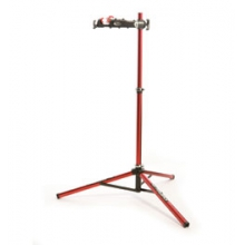 Feedback Sports Pro Elite Repair Stand with Tote Bag - Red by Campmor