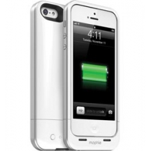 Mophie Juice Pack Air Battery Case for iPhone 5 and 5S - White by mophie