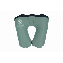 Deluxe Travel Pillow - Green