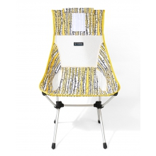 Sunset Chair -Aspen Print