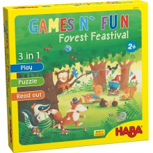 Games n´ Fun - Forest Feastival by HABA