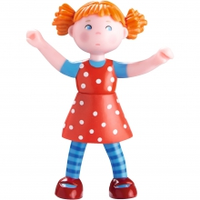 Little Friends - Bendy Doll Mette by HABA